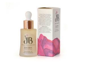Cosmetici naturali a base di rosa